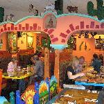 Fiesta Mexicana bright decor