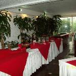 Un restaurante de lujo