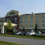 Holiday Inn Express Hotel & Suites Ooltewah Springs-Chattanooga Foto