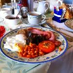 The breakfasts at Atlantic House are fantastic!!