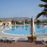 la piscina centrale