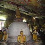 Dambulla Hule-templet