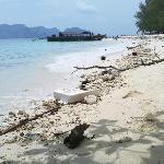 Rubbish Poda Island