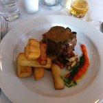 8oz steak fillet
