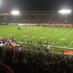 view at a BC Lions game