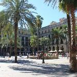 レイアール広場