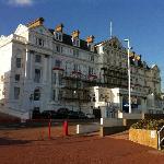 Un agréable hôtel d'antan...