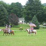 4th of July in Poultney