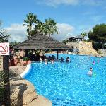 La Reserva Waterpark Sa Coma pool bar