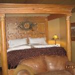 Cowboy King Bed
