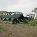 The main tent