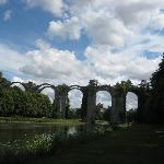 The unfinished Aqueduc