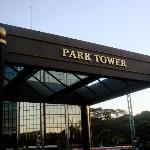 entrance to park tower