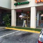 Q'Kenan, delicious Latin food