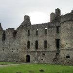 Balvenie Castle Exterior