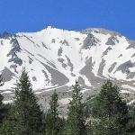 Mt Lassen from the south side