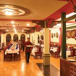 The beautiful Interior of Boudha Kitchen