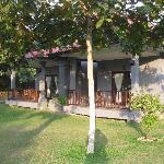 Resort bungalows