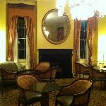 Gathering room by main entrance