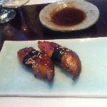 Kobe beef Kaiseki dish