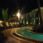 Microtel Puerto Princesa pool area