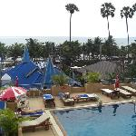 The New Eurostar Jomtien Beach Hotel & Spa Foto