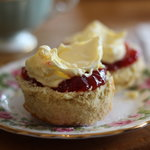 Cream teas that melt in the mouth.