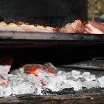 Carnes a la brasa las noches de verano