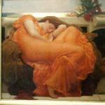 Flaming June picture