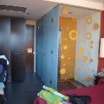 Habitación con ducha hidromasaje