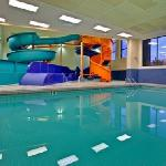 Indoor Pool and 2 Waterslides