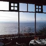 Vista desde el restaurant