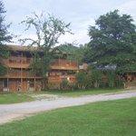 Motel lodging