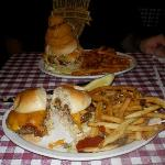 Our massive and delicious burgers!