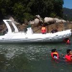 Watersports - Speedboat