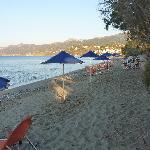 la plage laisse braiment à désirer