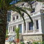 Musée vu de la terrasse