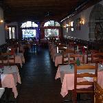 Seconde salle du restaurant