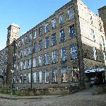 Bradford industrial Museum.