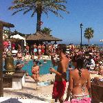 Foto de PYR Marbella Hotel