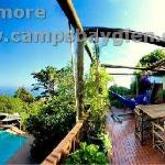 STUDIO A SUN DECK with out door shower
