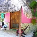 outiside view of palapa