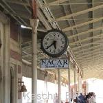 Sirkeci Train Station - main platform