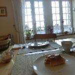 Breakfast at Numbero Cinq!