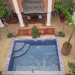 Thw pool