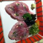 sashimi jurel