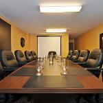 Prescott Room - Executive Board Room - seats 12 rooms