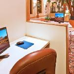 24 hour Business center with complimentary internet access