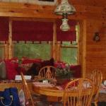 Dining area, sequoia