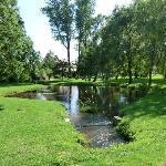 Wasserschloss Klaffenbach Foto